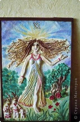 Лада - Богородица - славянская Богиня Любви, семьи фото 3