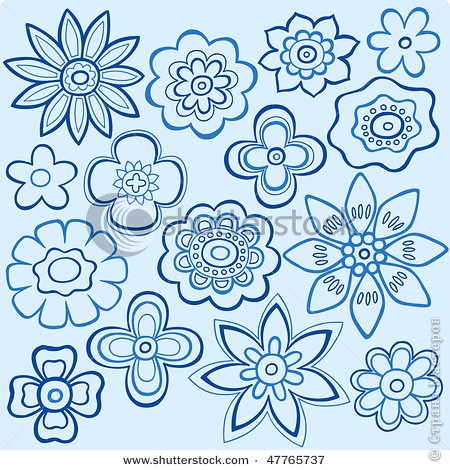 """Начало:   Введение 1    http://stranamasterov.ru/node/187189 Введение 2   http://stranamasterov.ru/node/187435 Начинаем с малого, учимся рисовать отдельные элементы. Для начинающих легче всего учиться рисовать хной на бумаге, нарисовав рисунок карандашом, а когда появиться уверенность, тогда можно попробовать на руках. И так 1-ый элемент. """"Бугорок""""  Бугорок, наиболее часто используемый элемент в рисунках расписанных хной. Ниже показаны элементы, для того чтобы более точно нарисовать на коже изображение с бугорками.    фото 7"""