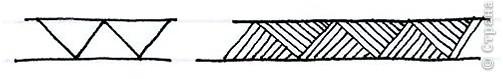 """Начало: Введение 1  http://stranamasterov.ru/node/187189 Введение 2  http://stranamasterov.ru/node/187435 Урок 1         http://stranamasterov.ru/node/187799 Сегодня будем учиться рисовать один из распространённых элементов, который часто используется """"Чёрточки"""" фото 4"""
