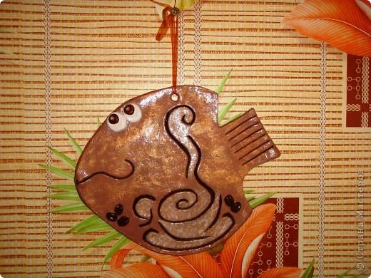 Рыбка-повторюшка!!!
