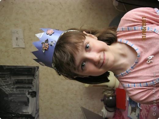 Я хочу начать с короны! фото 2