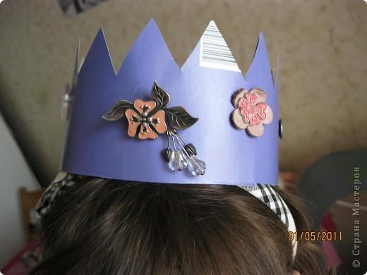 Я хочу начать с короны! фото 3