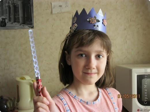 Я хочу начать с короны! фото 1