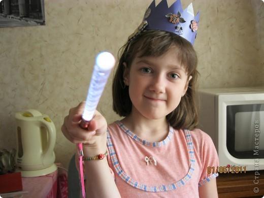 Я хочу начать с короны! фото 4