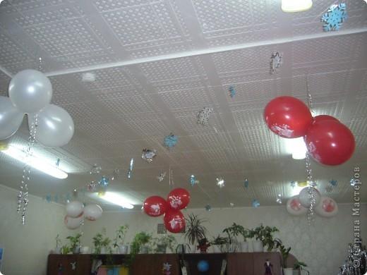 снежные шарики фото 2