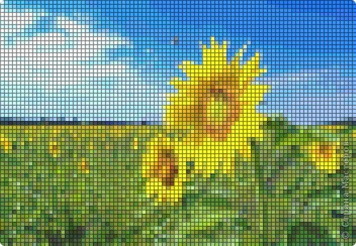 схемы для вышивки летней тематики фото 1