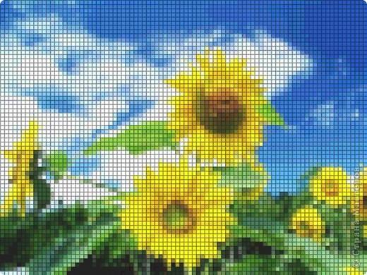 схемы для вышивки летней тематики фото 2