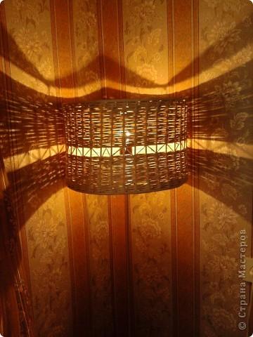преображение древнего торшера))) фото 2