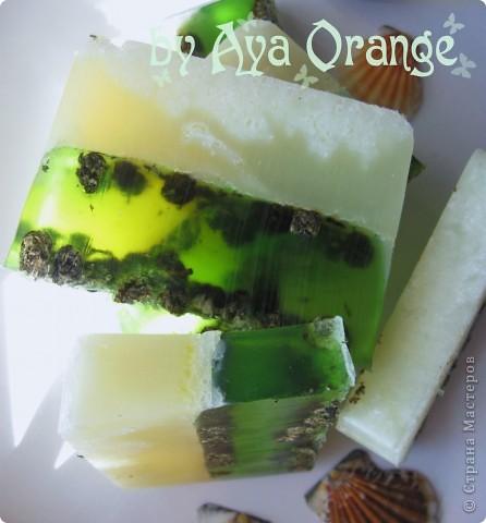 мыло ручной работы:) содержит витамин а, льняное масло, кофе, аромат мандарин шоколад фото 9
