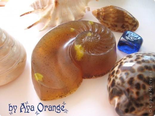 мыло ручной работы:) содержит витамин а, льняное масло, кофе, аромат мандарин шоколад фото 5