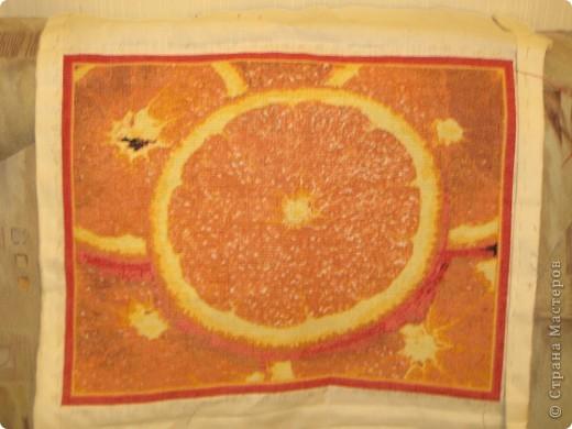 Моя апельсиновая гордость