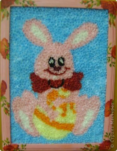 Пасхальный кролик. фото 1