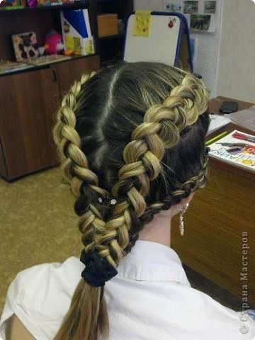Плетем косы вместе))) фото 33