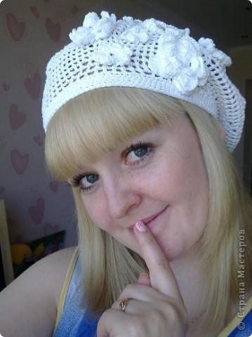Новенький беретик для себя любимой)))) фото 2