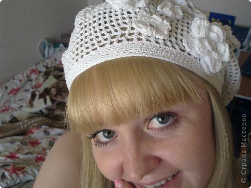 Новенький беретик для себя любимой)))) фото 3