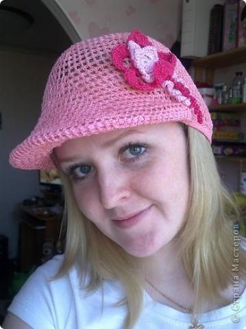 Новенький беретик для себя любимой)))) фото 4