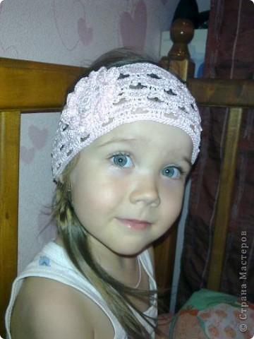 Новенький беретик для себя любимой)))) фото 6