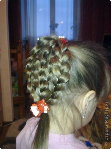 Плетем косы вместе))) фото 32