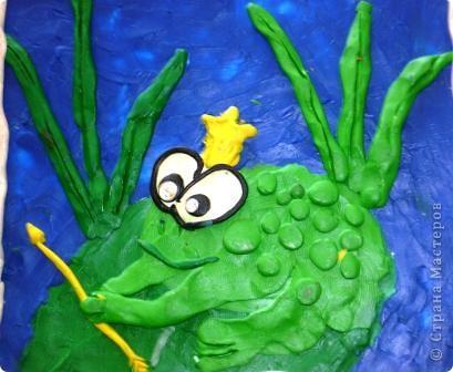 Морской царь. Автор: Равиль Харисов, ученик 2 класса. фото 6