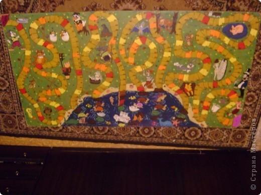 В закромах своих фотографий нашла игры которые рисовала 11 лет назад на оргалите для старшей дочки фото 5