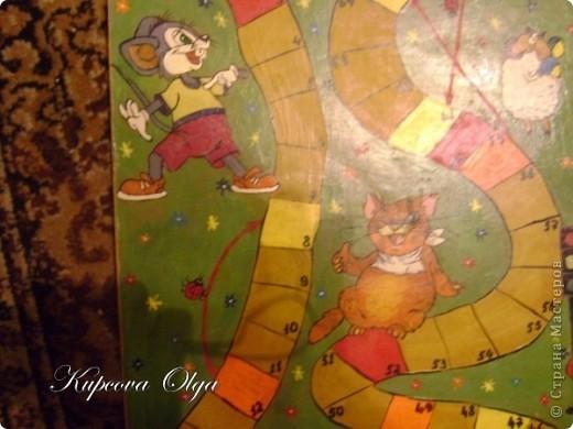 В закромах своих фотографий нашла игры которые рисовала 11 лет назад на оргалите для старшей дочки фото 6