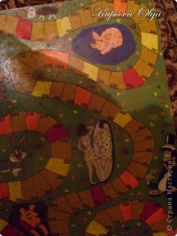В закромах своих фотографий нашла игры которые рисовала 11 лет назад на оргалите для старшей дочки фото 9