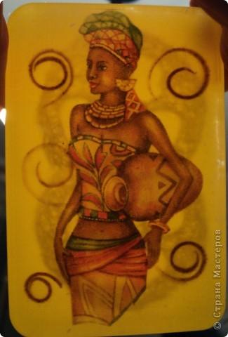 Африканские страсти