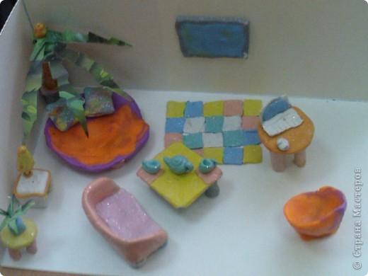морская комната(делал мальчишка,ион уже ждет лето! фото 3