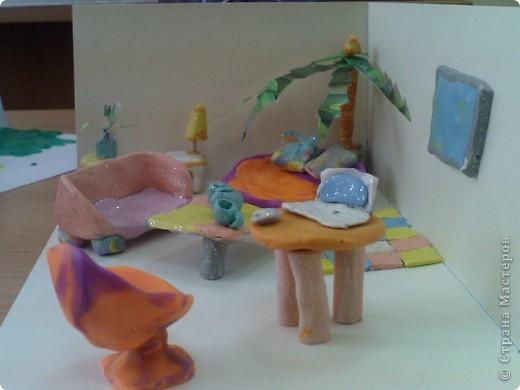 морская комната(делал мальчишка,ион уже ждет лето! фото 4
