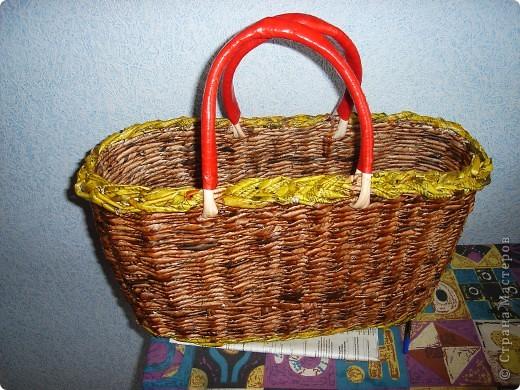 корзинка для внучки фото 3