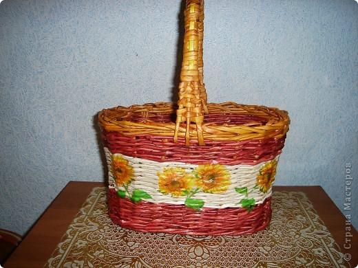 корзинка для внучки фото 1