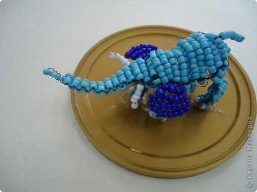 Голубой слоненок фото 1