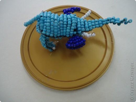 Голубой слоненок фото 3