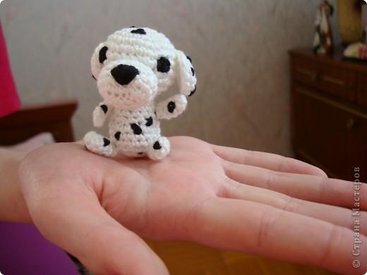 Дочка попросила связать ей амигуруми.А я и не знала ,что это такое.Оказалось , что амигуруми -это японское слово, которое обозначает небольшую вязанную игрушку.В первую очередь амигуруми характеризуются миниатюрностью.Они присутствуют у японцев дома в качестве декоративных украшений и сувениров. фото 7