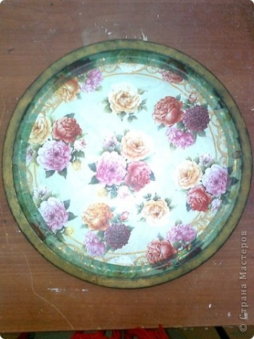 Лавандовая тарелочка фото 3