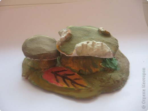 мои грибочки назвали вулканом... фото 1