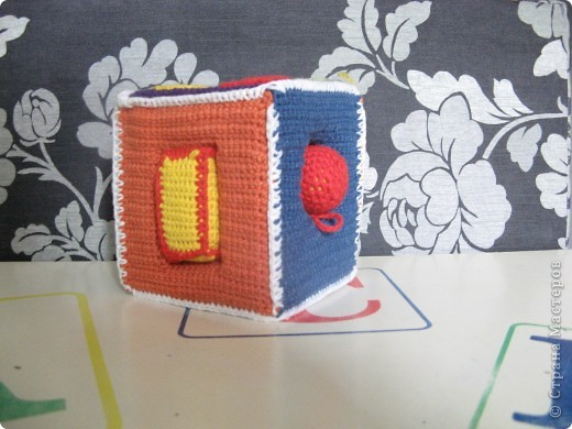 Логический кубик фото 6