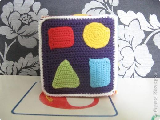 Логический кубик фото 5
