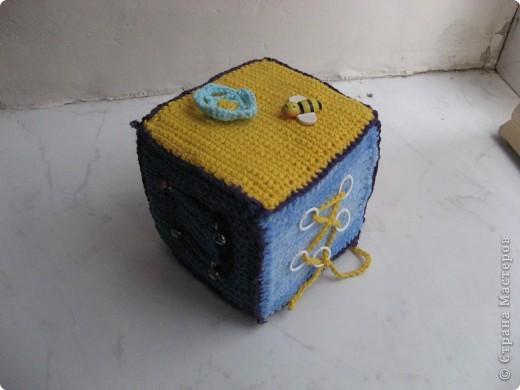 Логический кубик фото 7