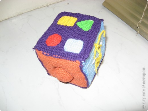 Логический кубик фото 8