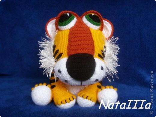 Благодаря AYUVL на свет появился вот такой тигрик, очень милый и добрый. фото 1