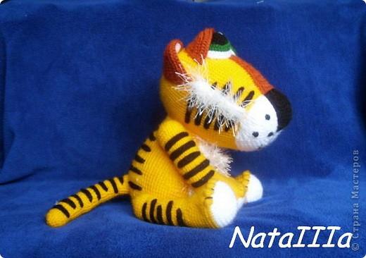 Благодаря AYUVL на свет появился вот такой тигрик, очень милый и добрый. фото 2