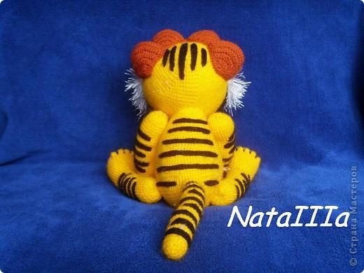Благодаря AYUVL на свет появился вот такой тигрик, очень милый и добрый. фото 3