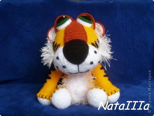 Благодаря AYUVL на свет появился вот такой тигрик, очень милый и добрый. фото 4