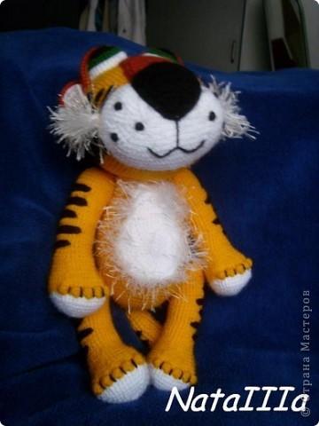 Благодаря AYUVL на свет появился вот такой тигрик, очень милый и добрый. фото 6