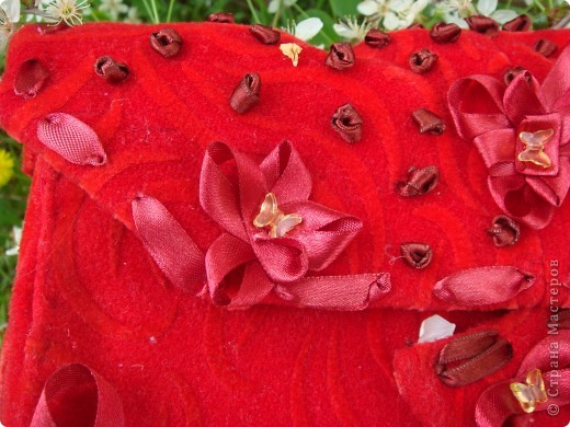 "Сумка""Red"" №2 фото 4"