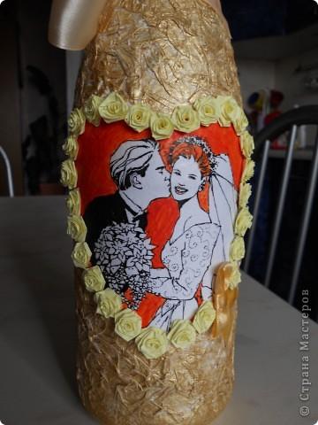 Цвет волос сделала как и у настоящей невесты:) фото 6
