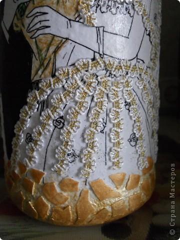 Цвет волос сделала как и у настоящей невесты:) фото 5