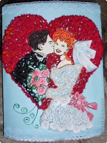 Цвет волос сделала как и у настоящей невесты:) фото 11