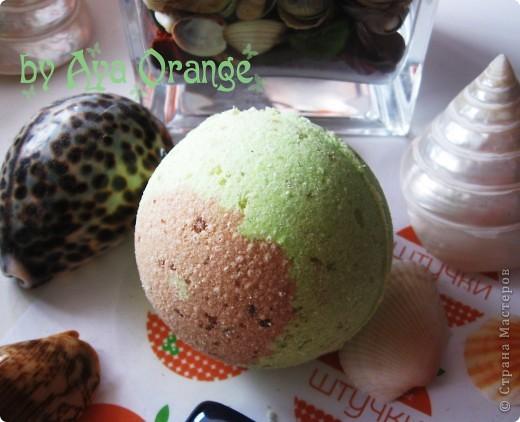 помимо всего необходимого содержит какао, сливки и морскую соль- отдушка французская шоколад+мандарин фото 2